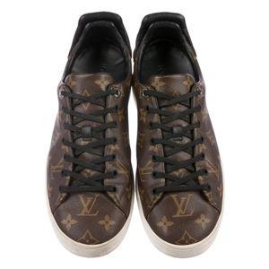 Men's Louis Vuitton Lowtop Sneakers